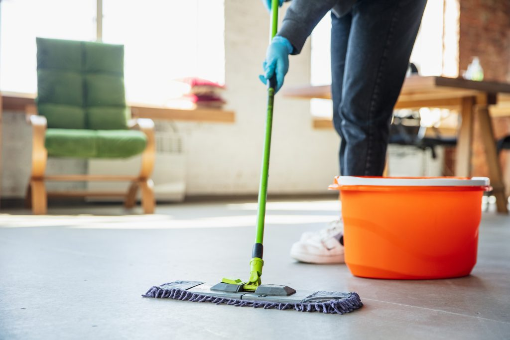 Cleaning Services - Floor